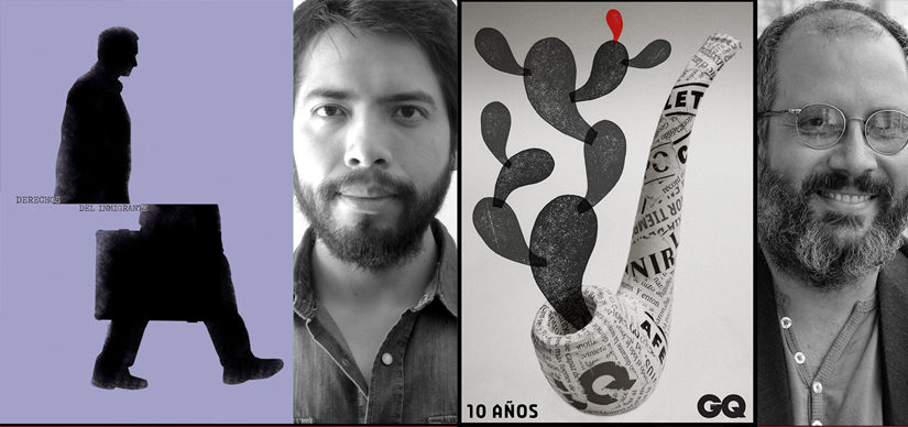 Bolivia tiene 2 ganadores en la 14a Bienal Internacional del Cartel de México