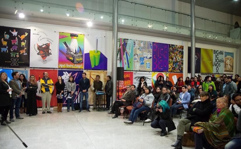 La Bienal del Cartel celebra sus 10 lanzando su convocatoria 2019