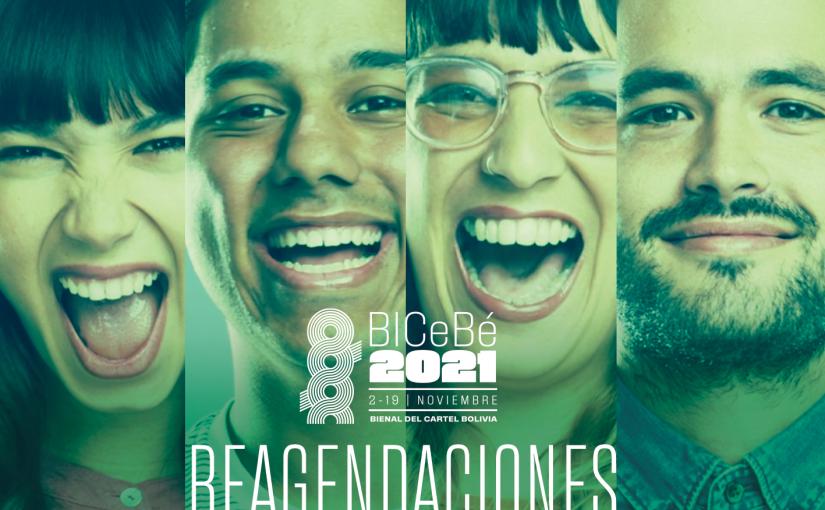 Abrimos reagendaciones a la BICeBé 2021