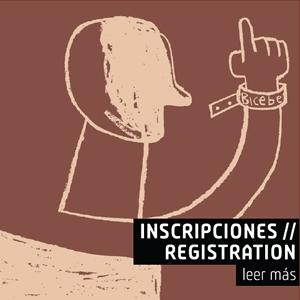 Inscripciones // Registration
