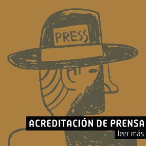 Acreditación de Prensa